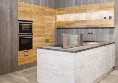 Küche WALNUSS